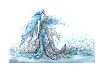 Mermaid by okalinichenko
