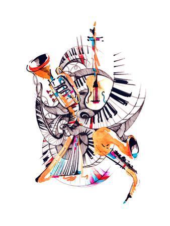 Musical Instruments by okalinichenko