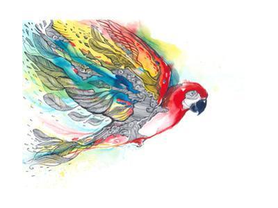 Parrot by okalinichenko