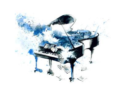 Piano by okalinichenko