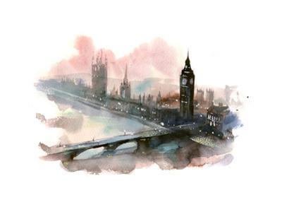 Westminster Bridge by okalinichenko
