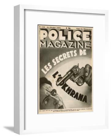 Okhrana - Pre-Revolutionary Secret Police
