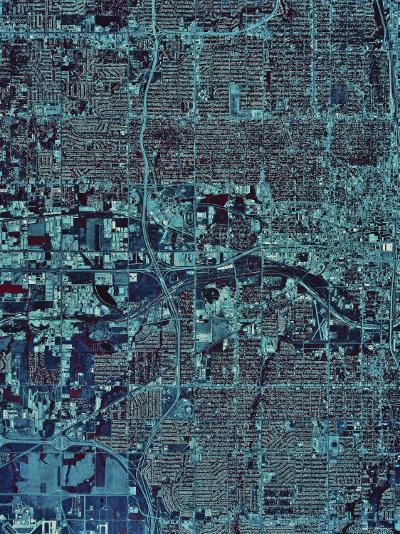 Oklahoma City, Oklahoma-Stocktrek Images-Photographic Print