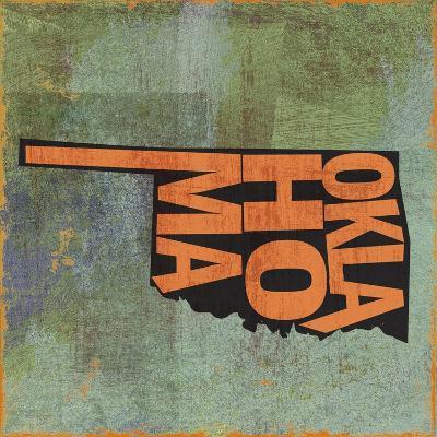 Oklahoma-Art Licensing Studio-Giclee Print