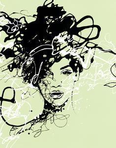 Star I - Detail by Oksana Leadbitter