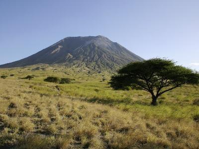 Ol Doinyo Lengai, Rift Valley, Tanzania--Photographic Print