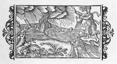 Scandinavian Witches Call up a Storm