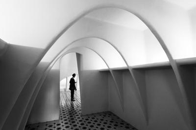 Curved Line by Olavo Azevedo