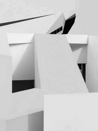SHAPES AND CONTRASTS by Olavo Azevedo