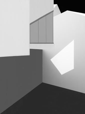 WINDOW AND REFLEXION LIGHT by Olavo Azevedo