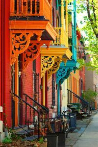 Old Architecture In Montreal