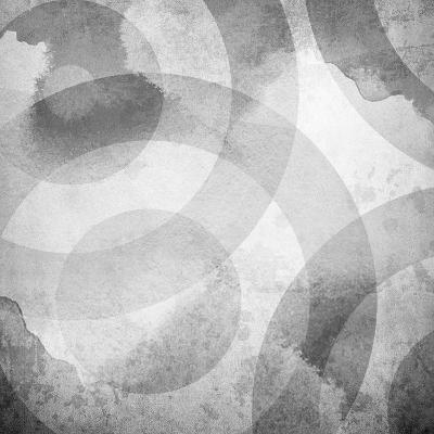 Old Background With Circle Pattern-Eky Studio-Art Print