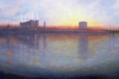 Old Battersea, 2006-Lee Campbell-Giclee Print