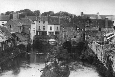 Old Bridge, Birr, Offaly, Ireland, 1924-1926-W Lawrence-Giclee Print