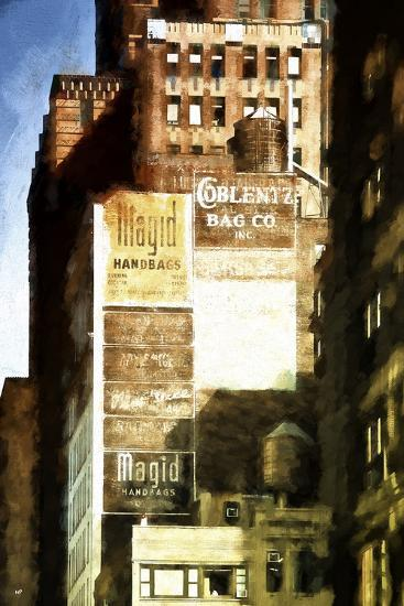 Old Building Facades-Philippe Hugonnard-Giclee Print