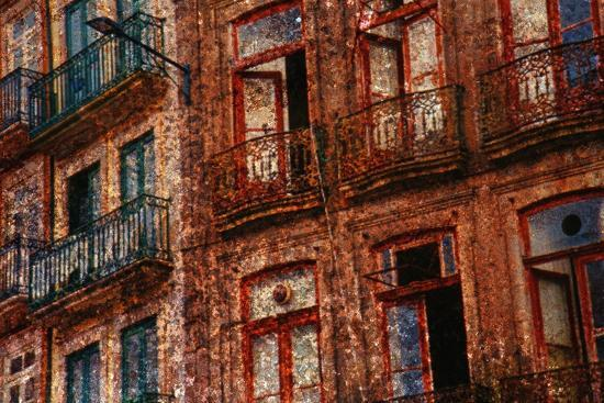 Old Building in Porto, Portugal--Photographic Print
