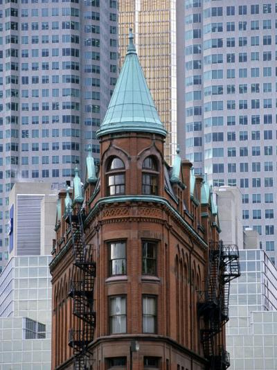Old Building, Toronto, Canada-Michael DeFreitas-Photographic Print