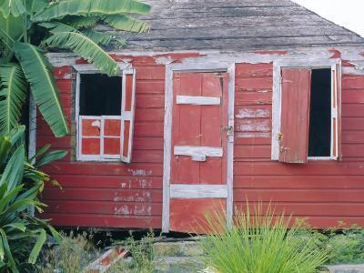 Old Chattel House, St. John's, Antigua, West Indies, Caribbean-J P De Manne-Photographic Print