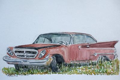 Old Chrysler, 1999-Anthony Butera-Giclee Print