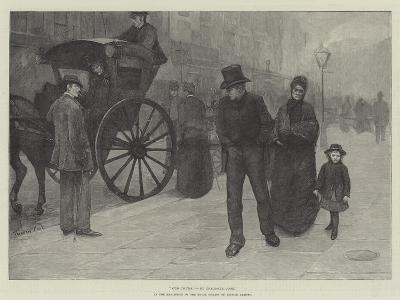 Old Chums, in the Exhibition of the Royal Society of British Artists-Theodore Flavel Cook-Giclee Print
