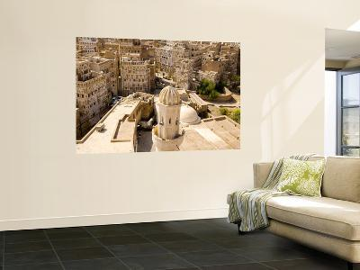 Old City from Top of Burj Al Salam Hotel-Rogers Gaess-Wall Mural