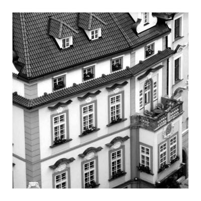 Old City I-Carl Ellie-Art Print