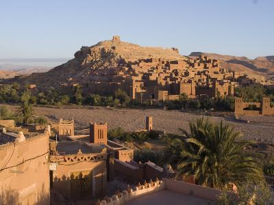 Old City, the Location for Many Films, Ait Ben Haddou, UNESCO World Heritage Site, Morocco-Ethel Davies-Photographic Print