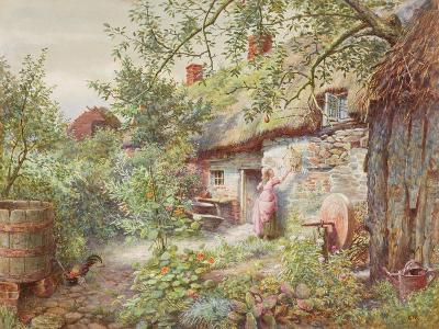 Old Cottage--Giclee Print