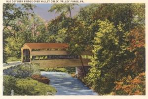 Old Covered Bridge, Valley Ford