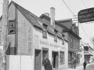 Old Curiosity Shop, St. Augustine, Fla.