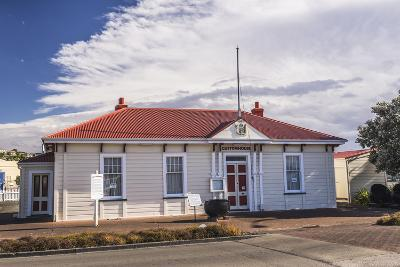 Old Custom House, Napier, Hawkes Bay Region, North Island, New Zealand, Pacific-Matthew Williams-Ellis-Photographic Print
