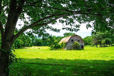 Old Dutch Barn-Alan Hausenflock-Photo