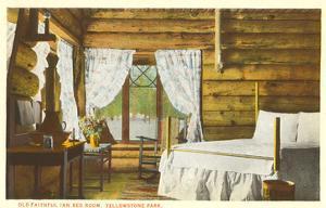 Old Faithful Inn, Yellowstone Par, Montana
