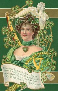 Old Fashioned St. Patrick's Day Greeting