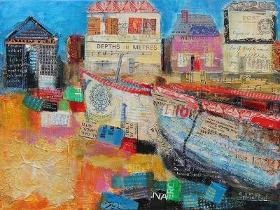 Old Fishing Boats, 2013-Sylvia Paul-Giclee Print