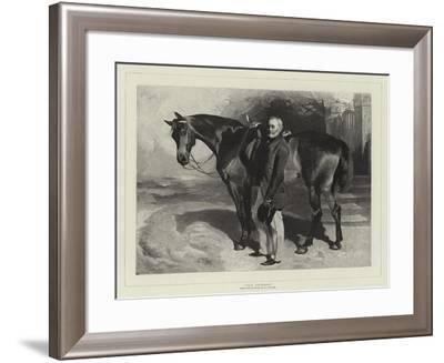 Old Friends-William Huggins-Framed Giclee Print