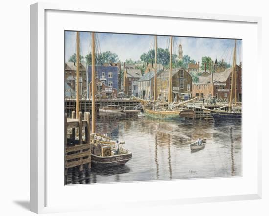 Old Gloucester-Stanton Manolakas-Framed Giclee Print