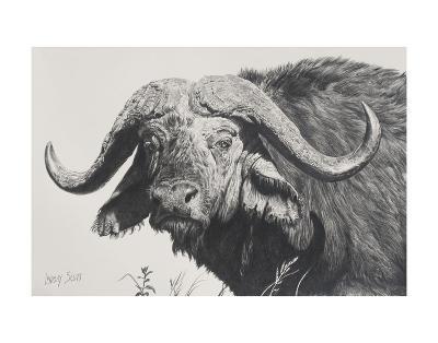 Old Guy-Lindsay Scott-Art Print
