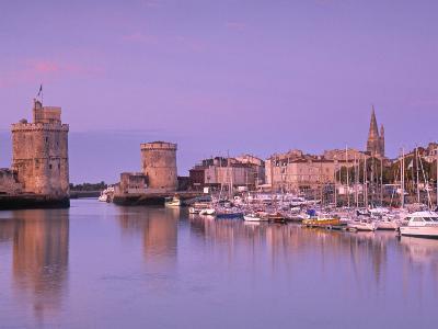 Old Harbour, La Rochelle, Poitou Charentes, France-Doug Pearson-Photographic Print