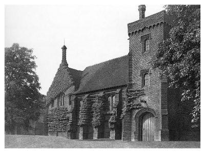 Old Hatfield House, Herfordshire, 1896- Valadon & Co Boussod-Giclee Print