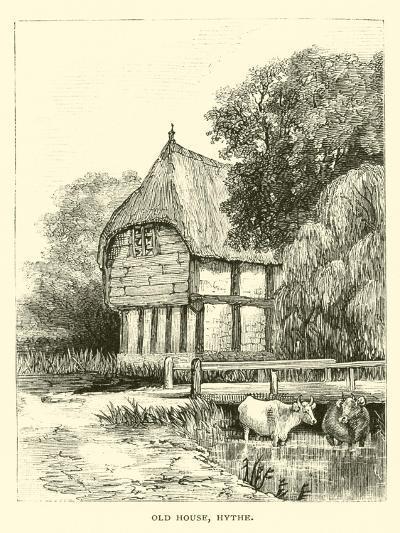 Old House, Hythe--Giclee Print