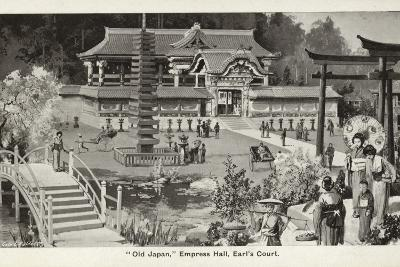 Old Japan Exhibition, Empress Hall, Earl's Court, London, 1907--Photographic Print