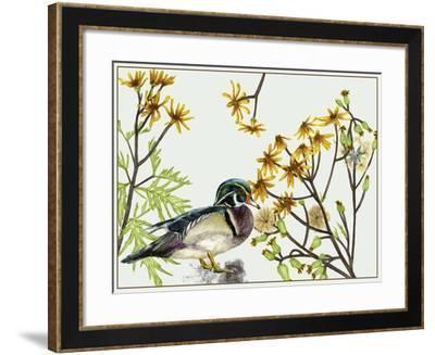 Old Man in the Spring II-Melissa Wang-Framed Art Print