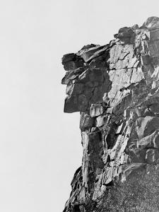 Old Man of the Mountain, Franconia Notch, White Mountains