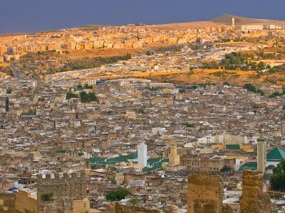 Old Medina of Fez, UNESCO World Heritage Site, Morocco, North Africa, Africa-Michael Runkel-Photographic Print