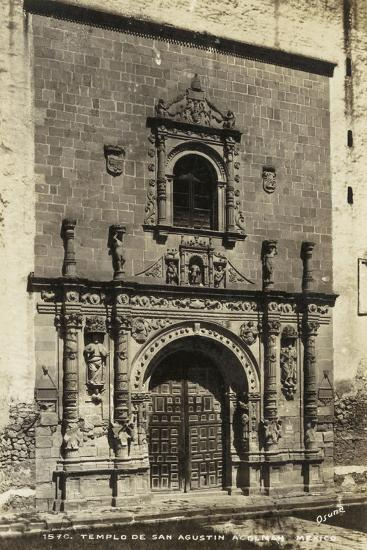 Old Mexico I--Photographic Print