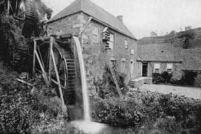 Old Mill, Vallee Des Vaux, Jersey, 1924-1926--Giclee Print