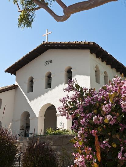 Old Mission San Luis Obispo De Tolosa, San Luis Obispo, California, USA-Michael DeFreitas-Photographic Print