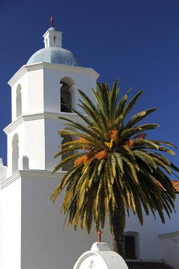 Old Mission San Luis Rey De Francia, Oceanside, California, USA-Kymri Wilt-Photographic Print