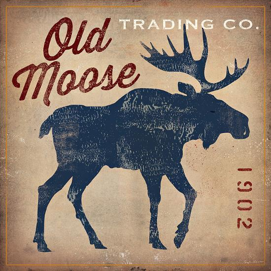 Old Moose Trading Co.-Ryan Fowler-Art Print